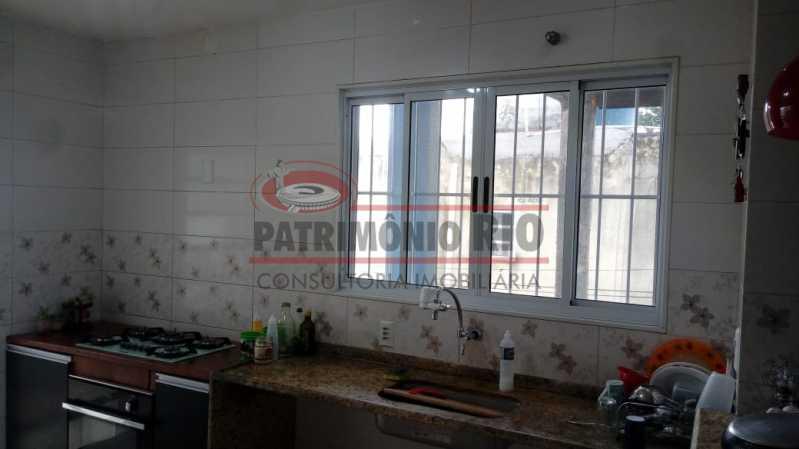 15 - Lindo apartamento tipo casa sala 2qtos churrasqueira - PAAP22428 - 16