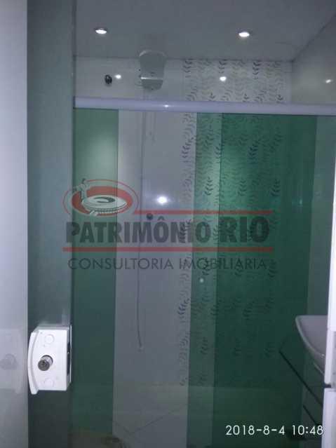 17 - Lindo apartamento tipo casa sala 2qtos churrasqueira - PAAP22428 - 18
