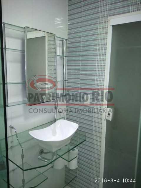 18 - Lindo apartamento tipo casa sala 2qtos churrasqueira - PAAP22428 - 19