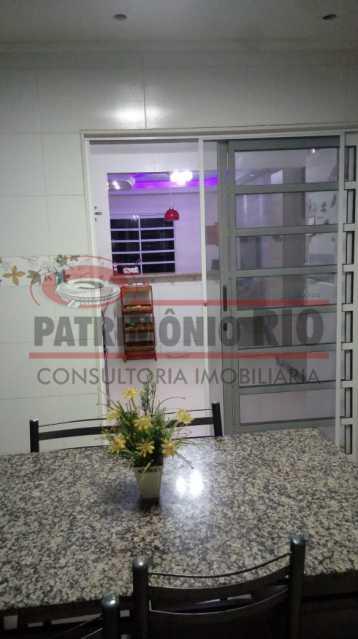 23 - Lindo apartamento tipo casa sala 2qtos churrasqueira - PAAP22428 - 24