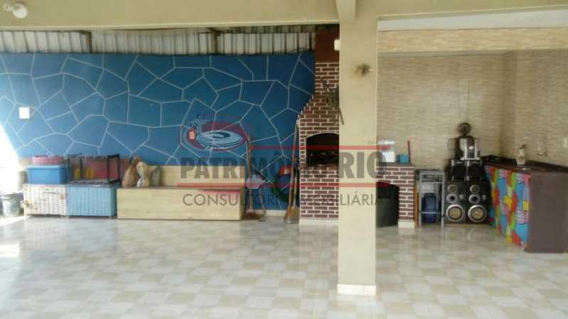 28 - Lindo apartamento tipo casa sala 2qtos churrasqueira - PAAP22428 - 29