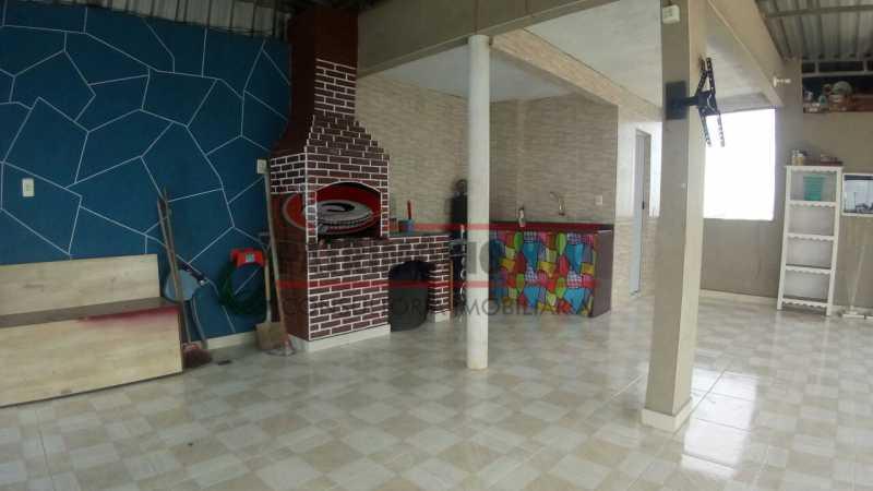 29 - Lindo apartamento tipo casa sala 2qtos churrasqueira - PAAP22428 - 30