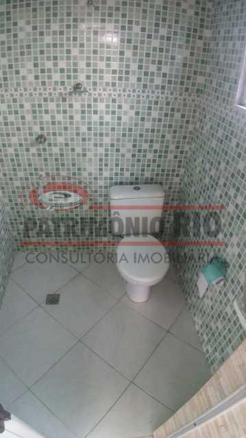 30 - Lindo apartamento tipo casa sala 2qtos churrasqueira - PAAP22428 - 31