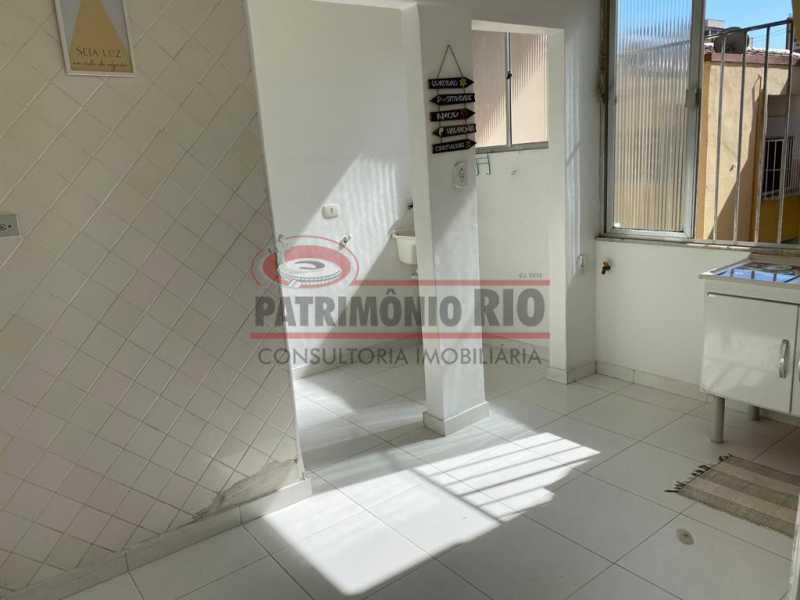 r17 - Ótimo apartamento 2qtos Riachuelo - PAAP22431 - 21