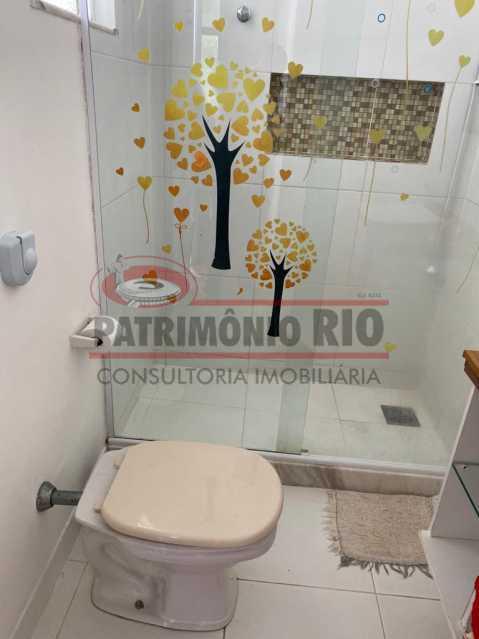 r23 - Ótimo apartamento 2qtos Riachuelo - PAAP22431 - 25