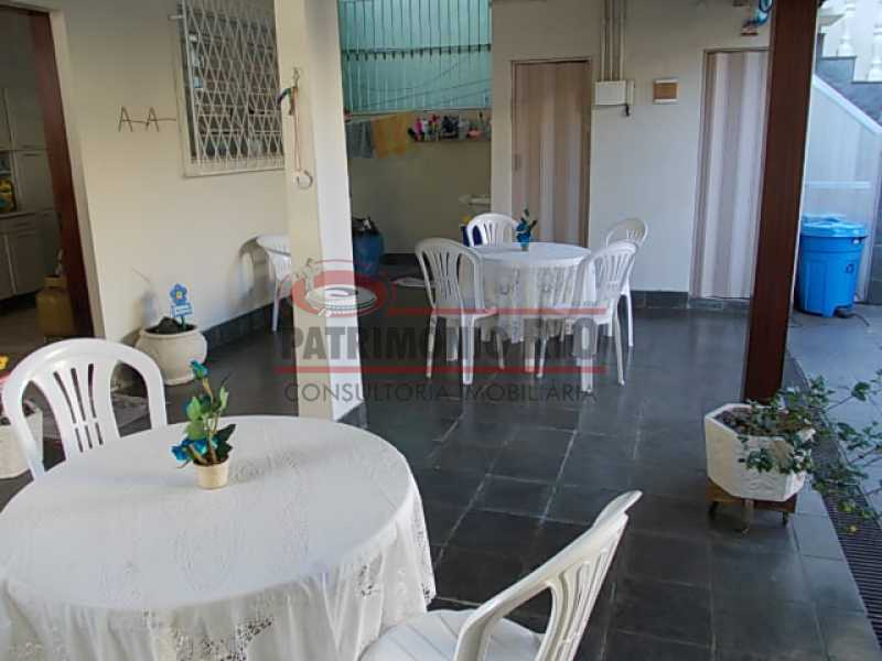 DSCN0011 - Casa 5quartos quintalzão Vila Kosmos - PACA50050 - 6