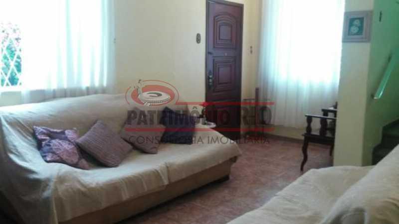 M6 - Casa 5quartos quintalzão Vila Kosmos - PACA50050 - 14