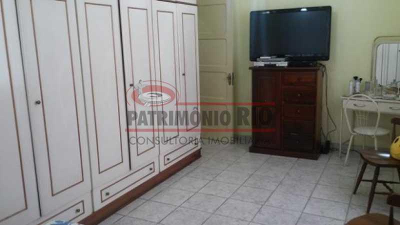 M12 - Casa 5quartos quintalzão Vila Kosmos - PACA50050 - 16