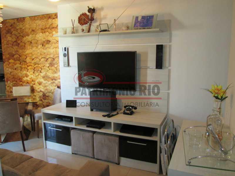 IMG_1098 - Apartamento 2quartos com varanda e garagem - PAAP22446 - 4