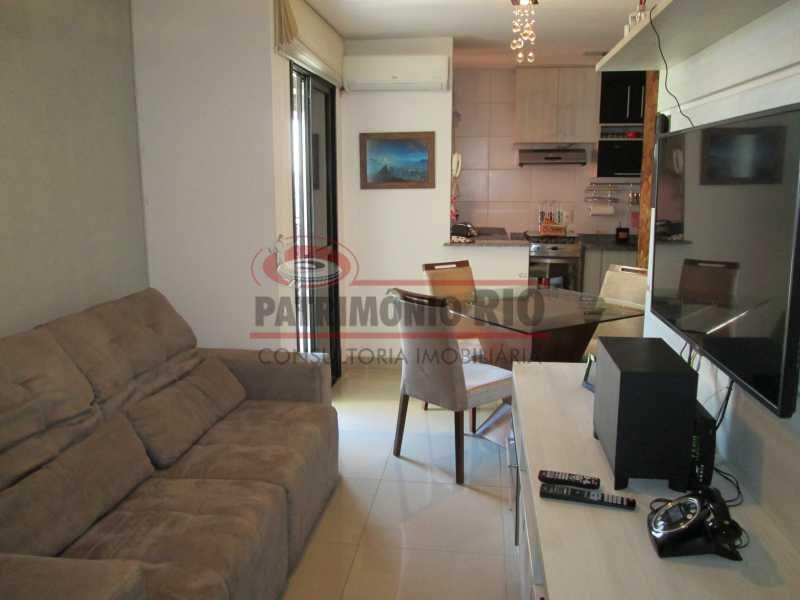 IMG_1099 - Apartamento 2quartos com varanda e garagem - PAAP22446 - 1