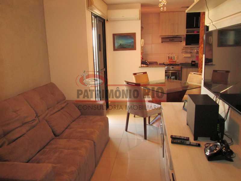 IMG_1100 - Apartamento 2quartos com varanda e garagem - PAAP22446 - 23