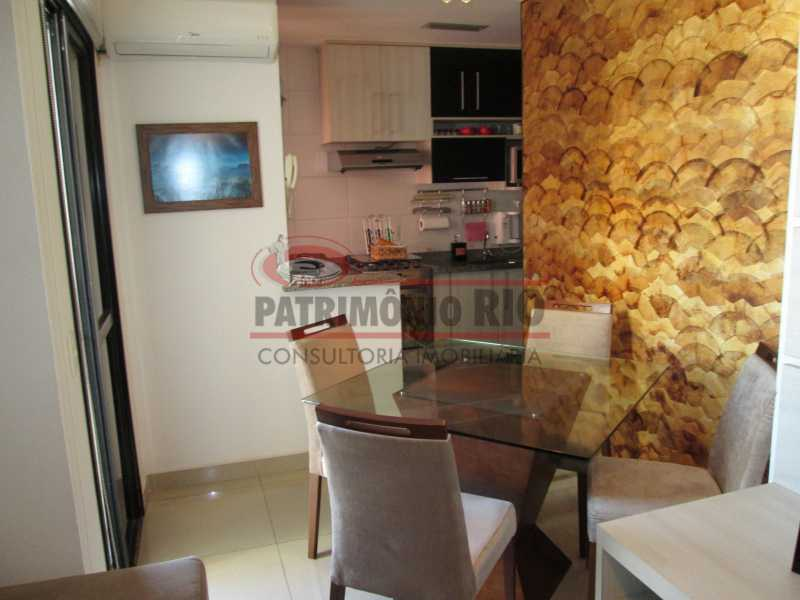 IMG_1101 - Apartamento 2quartos com varanda e garagem - PAAP22446 - 5
