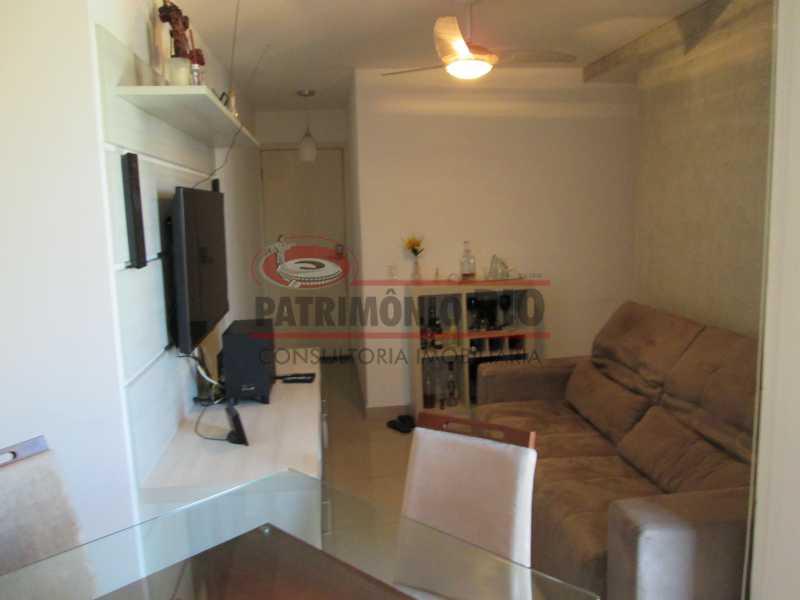 IMG_1102 - Apartamento 2quartos com varanda e garagem - PAAP22446 - 3