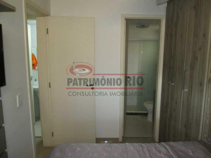 IMG_1107 - Apartamento 2quartos com varanda e garagem - PAAP22446 - 9