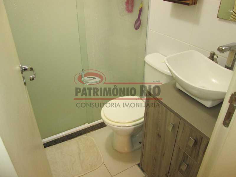 IMG_1108 - Apartamento 2quartos com varanda e garagem - PAAP22446 - 10