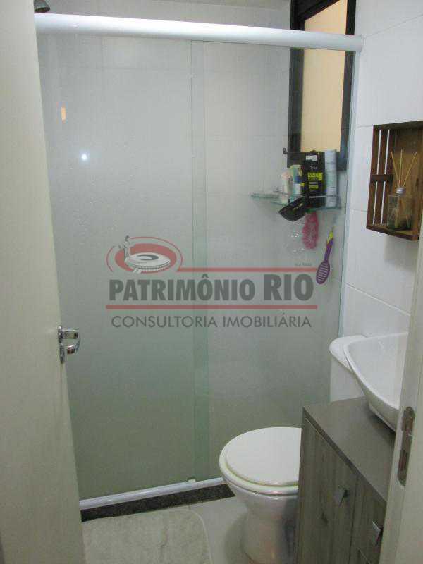 IMG_1109 - Apartamento 2quartos com varanda e garagem - PAAP22446 - 11