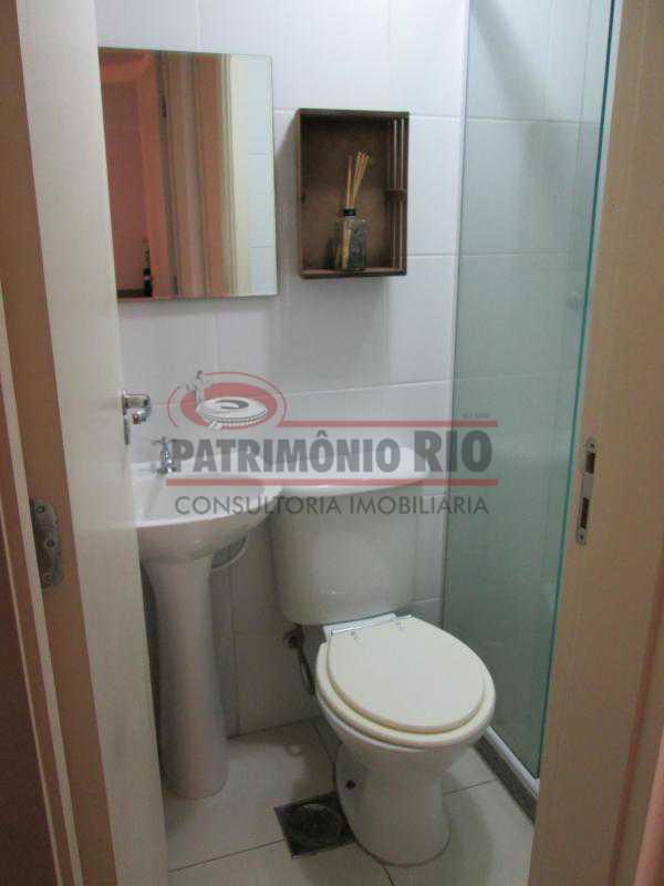IMG_1111 - Apartamento 2quartos com varanda e garagem - PAAP22446 - 13