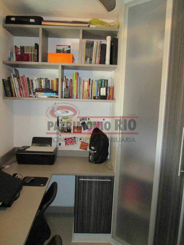 IMG_1114 - Apartamento 2quartos com varanda e garagem - PAAP22446 - 16