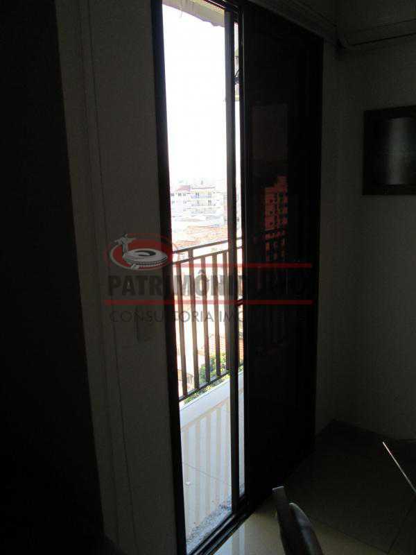 IMG_1119 - Apartamento 2quartos com varanda e garagem - PAAP22446 - 22