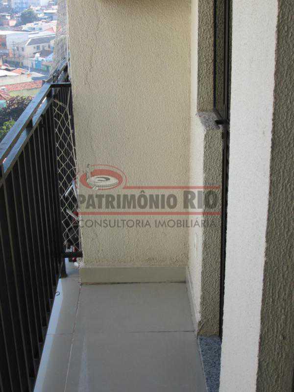 IMG_1122 - Apartamento 2quartos com varanda e garagem - PAAP22446 - 25