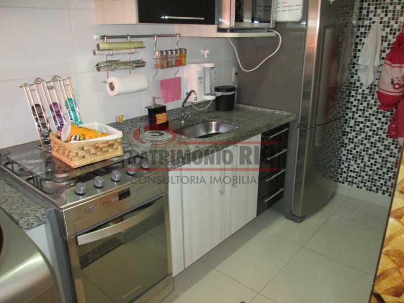IMG_1125 - Apartamento 2quartos com varanda e garagem - PAAP22446 - 26