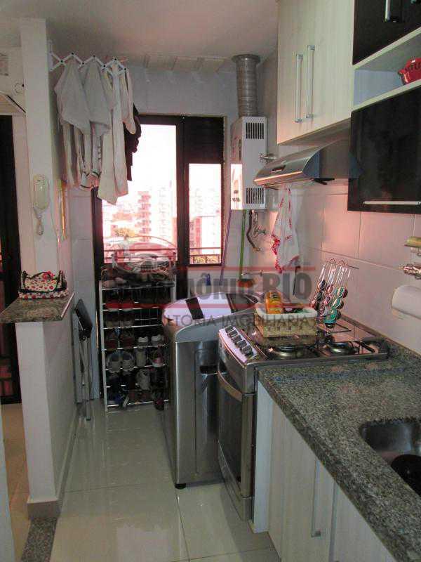IMG_1128 - Apartamento 2quartos com varanda e garagem - PAAP22446 - 27