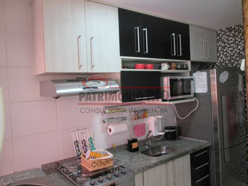 IMG_1129 - Apartamento 2quartos com varanda e garagem - PAAP22446 - 18