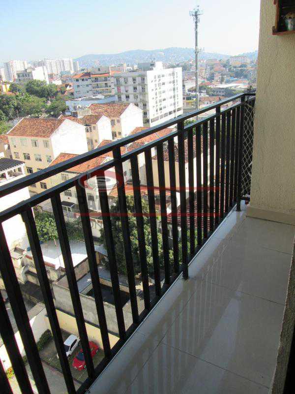 IMG_1131 - Apartamento 2quartos com varanda e garagem - PAAP22446 - 20