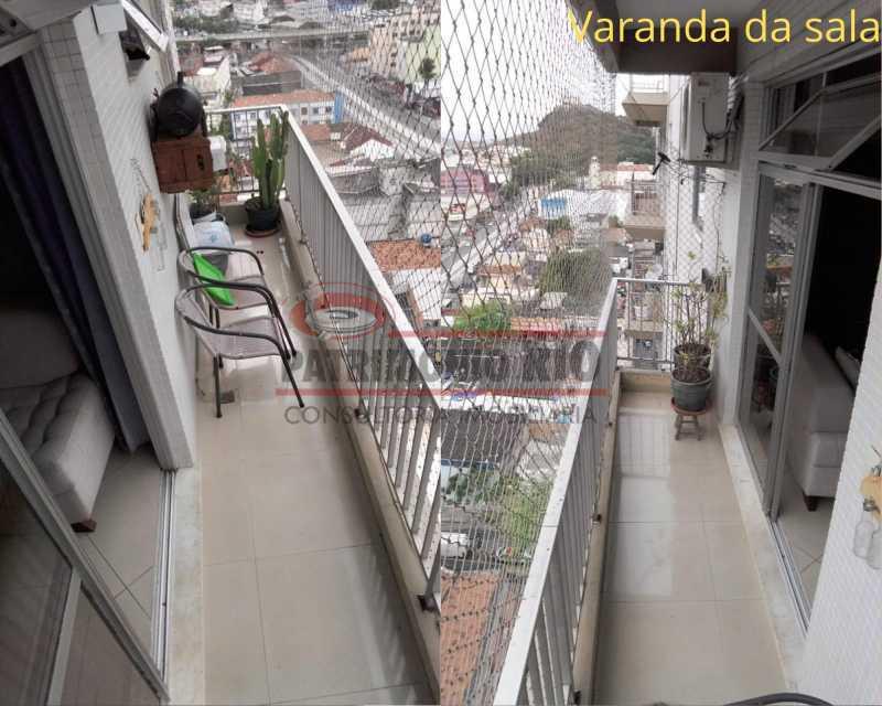3 - Cobertura Duplex 3vagas com lazer completo - PACO30046 - 5