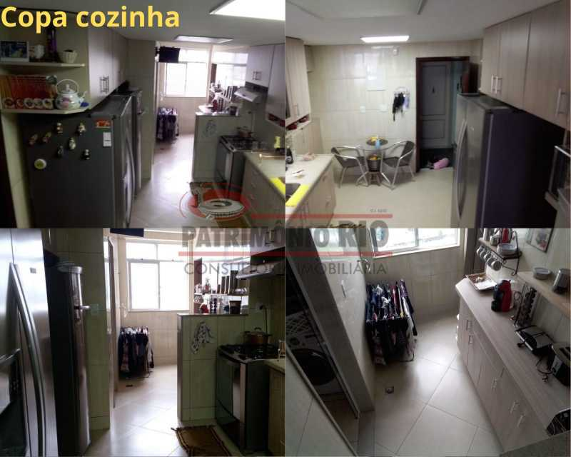 4 - Cobertura Duplex 3vagas com lazer completo - PACO30046 - 14