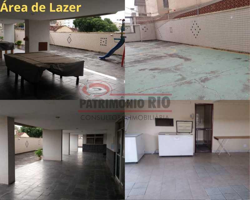 7 - Cobertura Duplex 3vagas com lazer completo - PACO30046 - 22