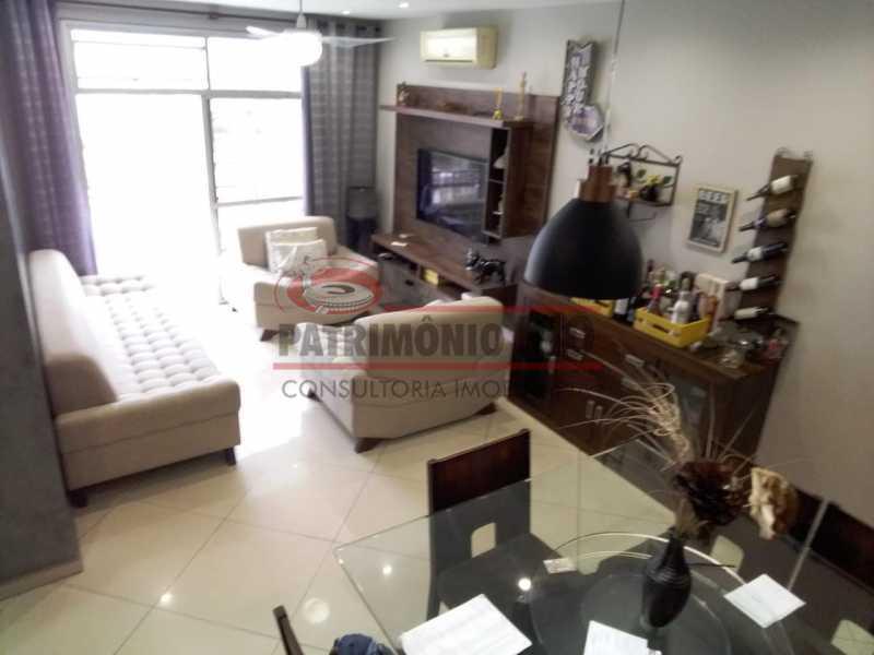 2 - Sala 3. - Cobertura Duplex 3vagas com lazer completo - PACO30046 - 3