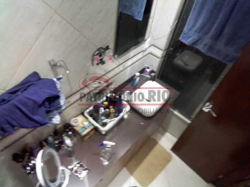 6.2 - Banheiro suíte primeiro - Cobertura Duplex 3vagas com lazer completo - PACO30046 - 9