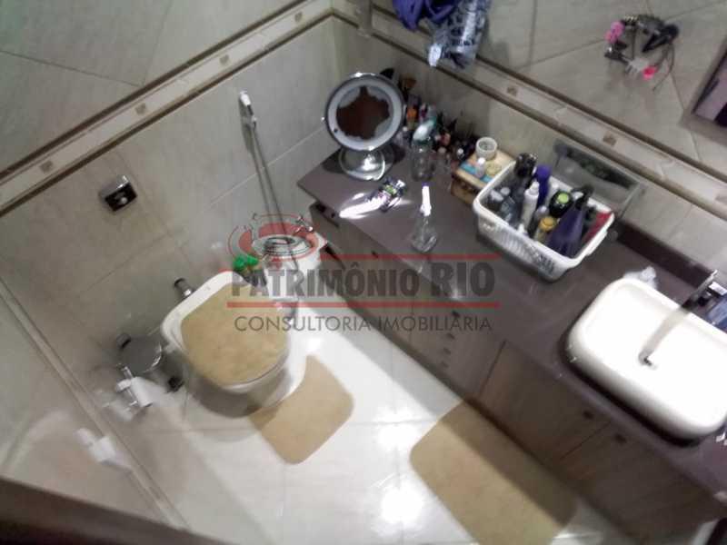 6.2 - Banheiro suíte primeiro - Cobertura Duplex 3vagas com lazer completo - PACO30046 - 10