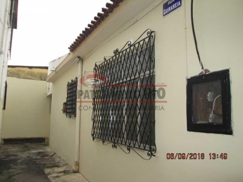 IMG_6812 - CASA FRENTE DE RUA, 2QUARTOS E 2 VAGAS DE GARAGEM. - PACA20417 - 5