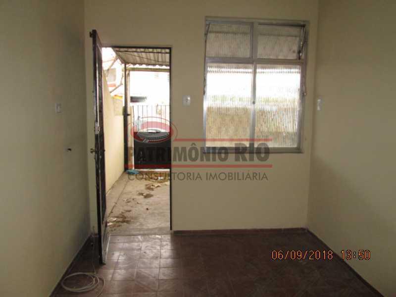IMG_6815 - CASA FRENTE DE RUA, 2QUARTOS E 2 VAGAS DE GARAGEM. - PACA20417 - 13