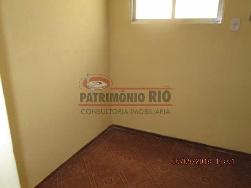 IMG_6821 - CASA FRENTE DE RUA, 2QUARTOS E 2 VAGAS DE GARAGEM. - PACA20417 - 20