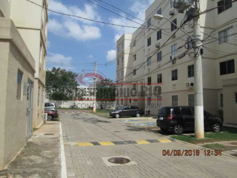 IMG_6771 - Apartamento térreo, Estação Zona Norte - Condominio Paris - Pavuna - PAAP22502 - 11