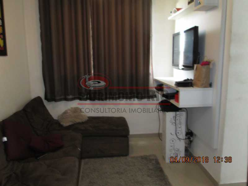 IMG_6778 - Apartamento térreo, Estação Zona Norte - Condominio Paris - Pavuna - PAAP22502 - 14