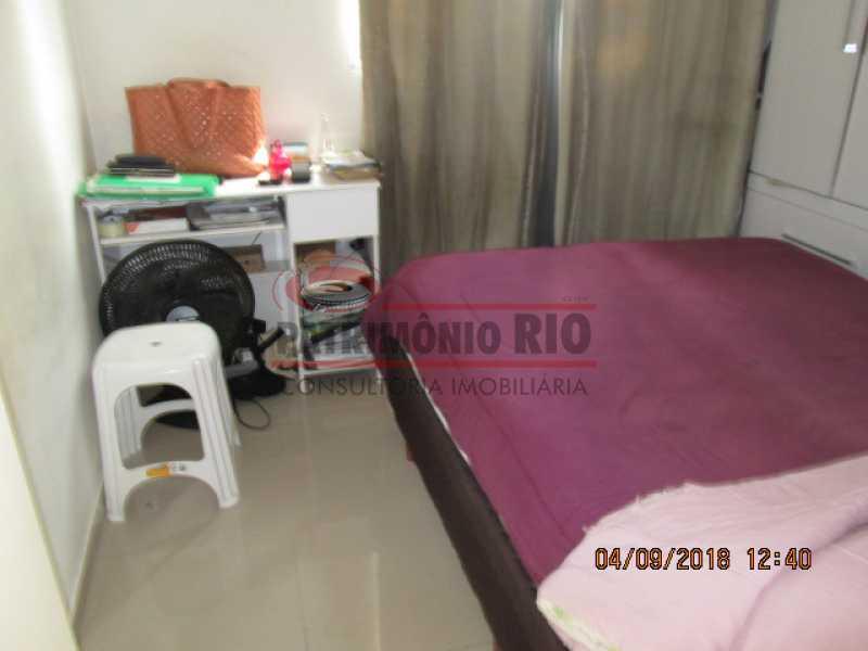 IMG_6785 - Apartamento térreo, Estação Zona Norte - Condominio Paris - Pavuna - PAAP22502 - 21