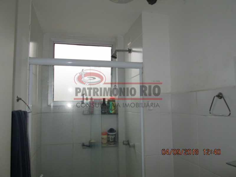 IMG_6786 - Apartamento térreo, Estação Zona Norte - Condominio Paris - Pavuna - PAAP22502 - 22