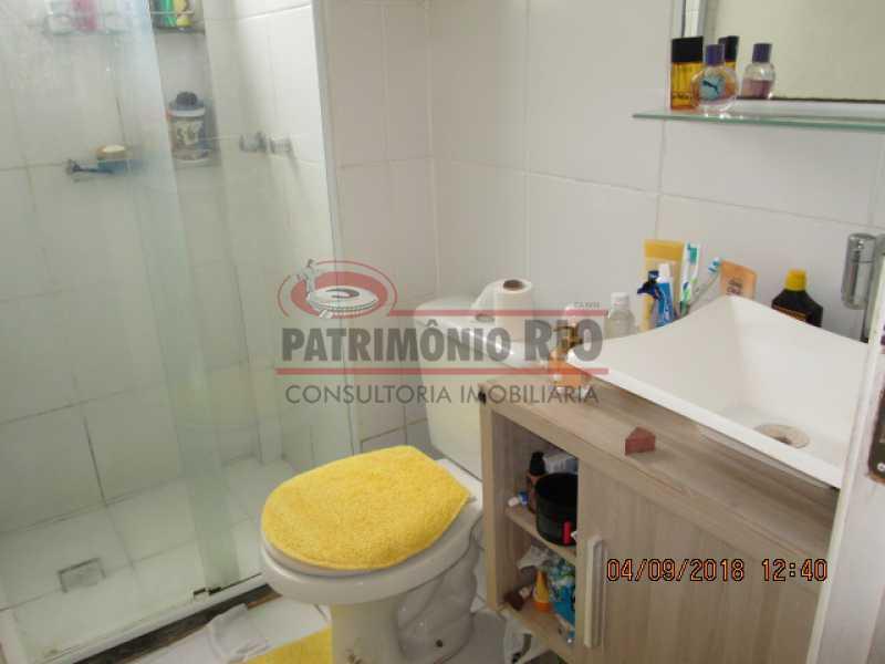 IMG_6787 - Apartamento térreo, Estação Zona Norte - Condominio Paris - Pavuna - PAAP22502 - 23