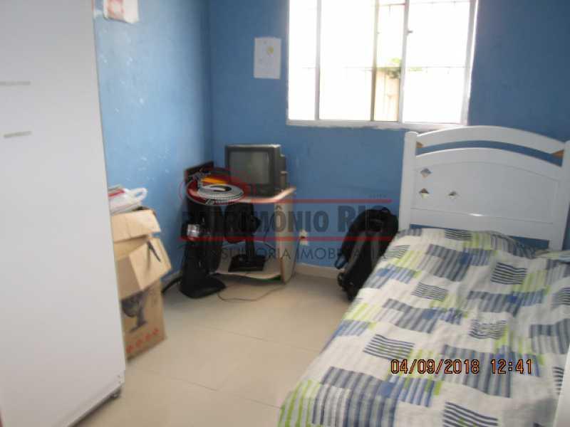 IMG_6789 - Apartamento térreo, Estação Zona Norte - Condominio Paris - Pavuna - PAAP22502 - 25