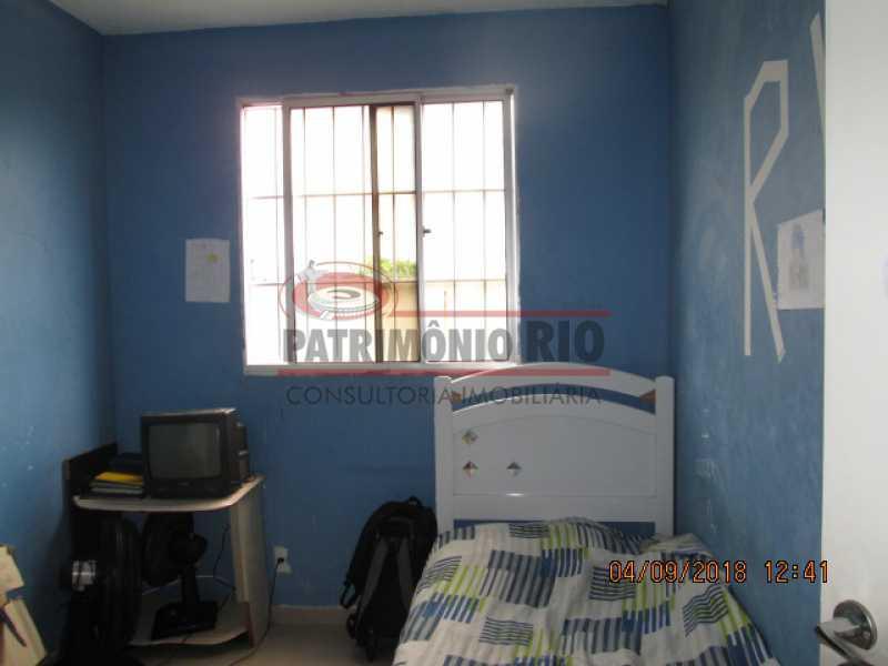 IMG_6790 - Apartamento térreo, Estação Zona Norte - Condominio Paris - Pavuna - PAAP22502 - 26