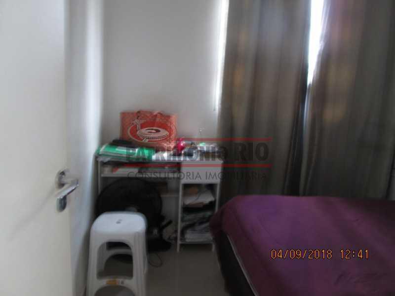 IMG_6791 - Apartamento térreo, Estação Zona Norte - Condominio Paris - Pavuna - PAAP22502 - 27