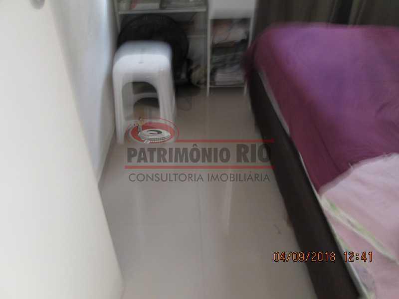 IMG_6793 - Apartamento térreo, Estação Zona Norte - Condominio Paris - Pavuna - PAAP22502 - 29