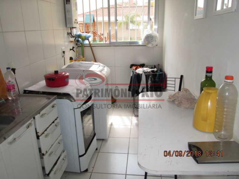IMG_6794 - Apartamento térreo, Estação Zona Norte - Condominio Paris - Pavuna - PAAP22502 - 30