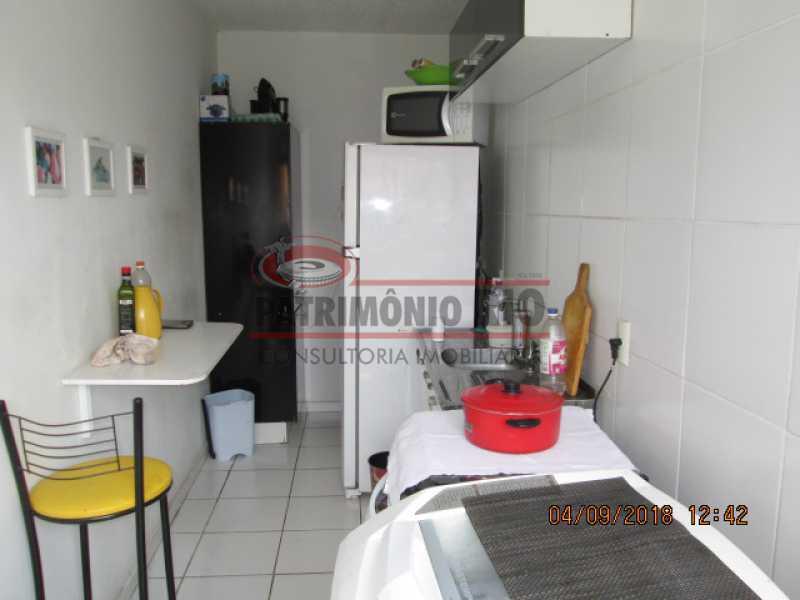 IMG_6795 - Apartamento térreo, Estação Zona Norte - Condominio Paris - Pavuna - PAAP22502 - 31