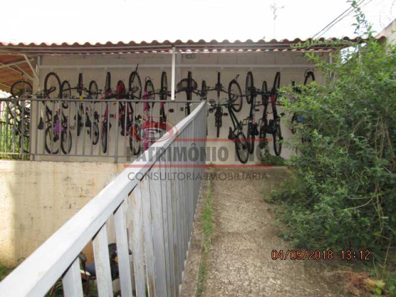 IMG_6798 - Apartamento térreo, Estação Zona Norte - Condominio Paris - Pavuna - PAAP22502 - 4
