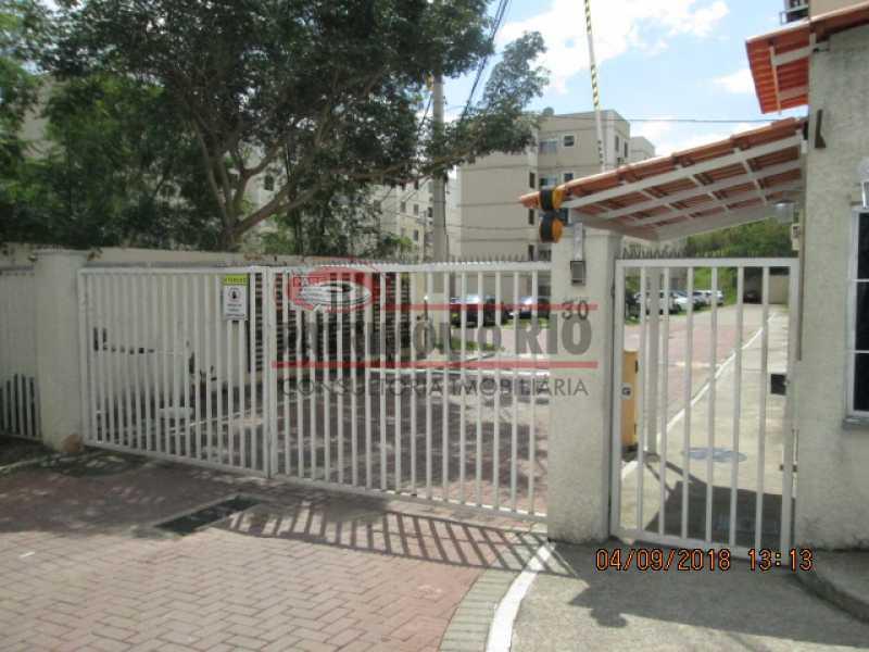 IMG_6800 - Apartamento térreo, Estação Zona Norte - Condominio Paris - Pavuna - PAAP22502 - 13